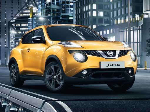 Nissan Juke Campaign