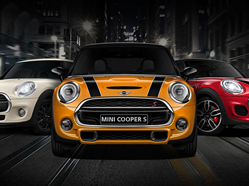 MINI – Car Configurator